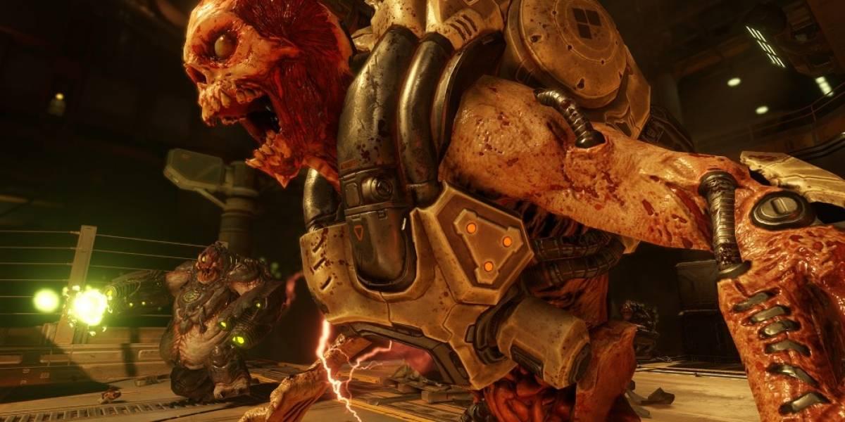 El nuevo Doom en Xbox One podría incluir Doom 1 y Doom 2