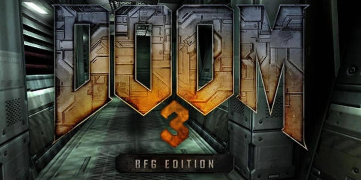 Doom 3: BFG Edition ya es retrocompatible en Xbox One