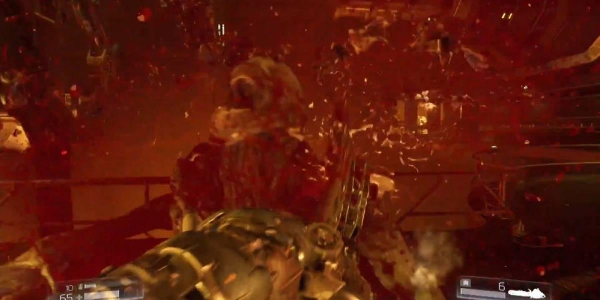 DOOM correrá a 1080p y 60 cuadros por segundo en Xbox One y PS4