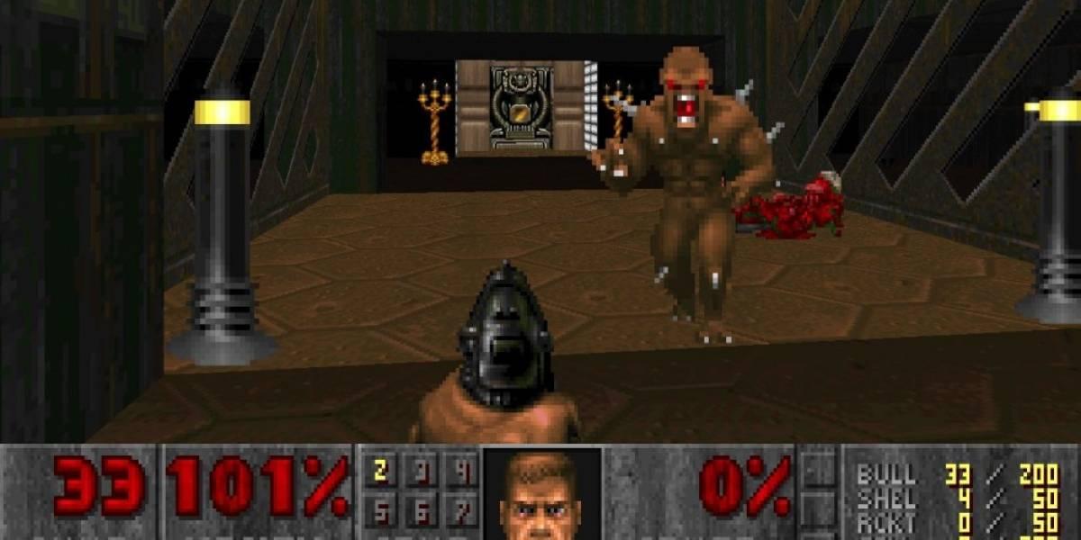 23 años después, creador de Doom crea nuevo nivel para Doom