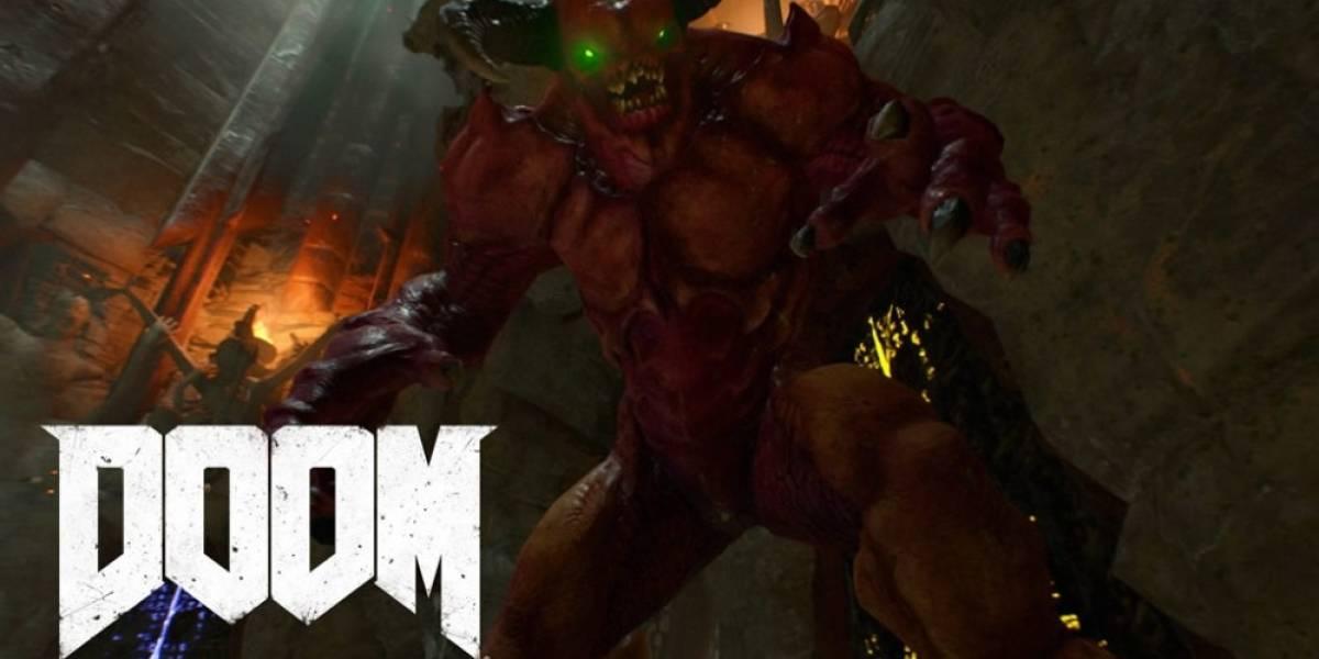 Nuevo tráiler de Doom revela los modos del multijugador