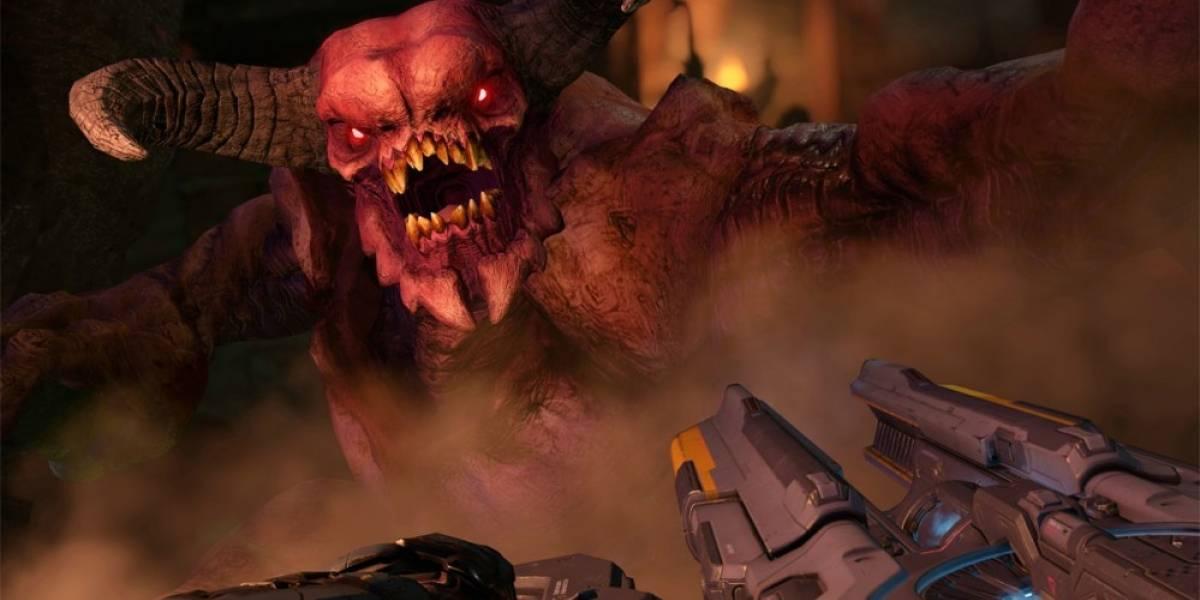 Doom mostrará los nuevos modos Deathmatch y Arcade la próxima semana