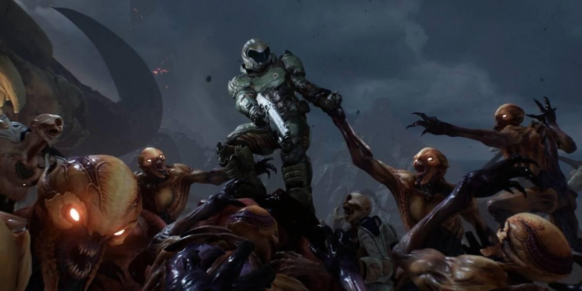 El modo Deathmatch y las partidas privadas ya están disponibles en Doom