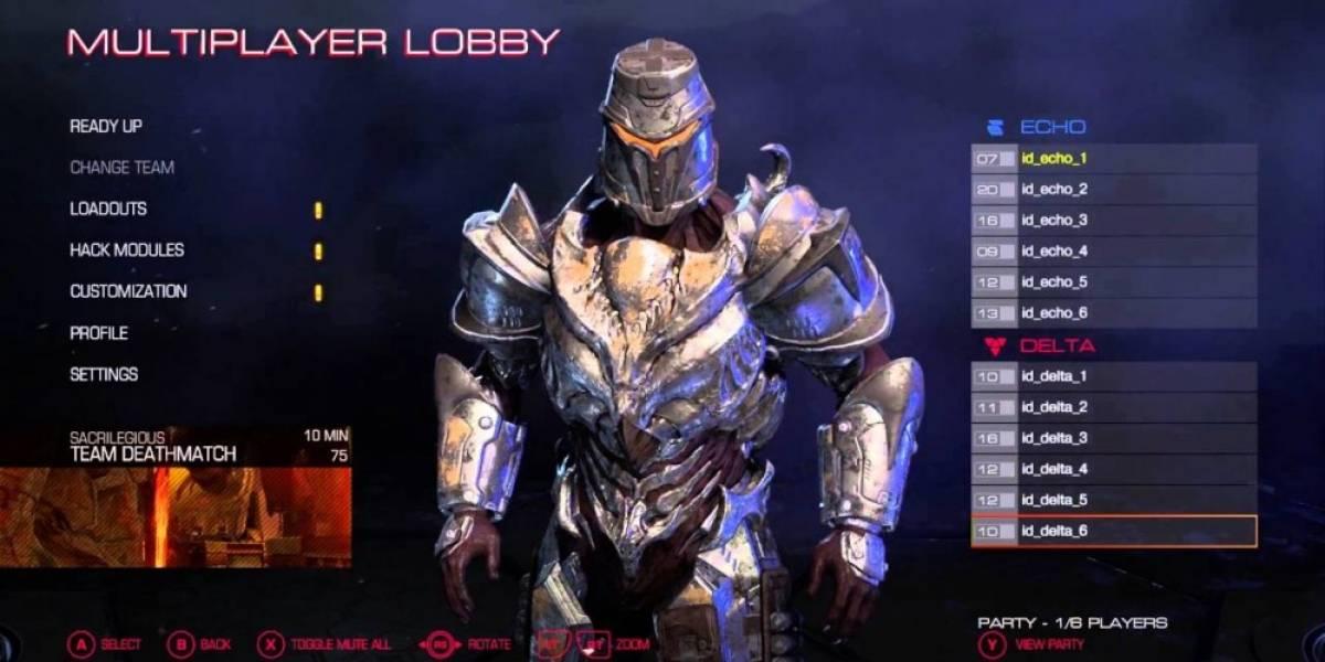 Video de Doom nos muestra los sistemas de personalización y progresión
