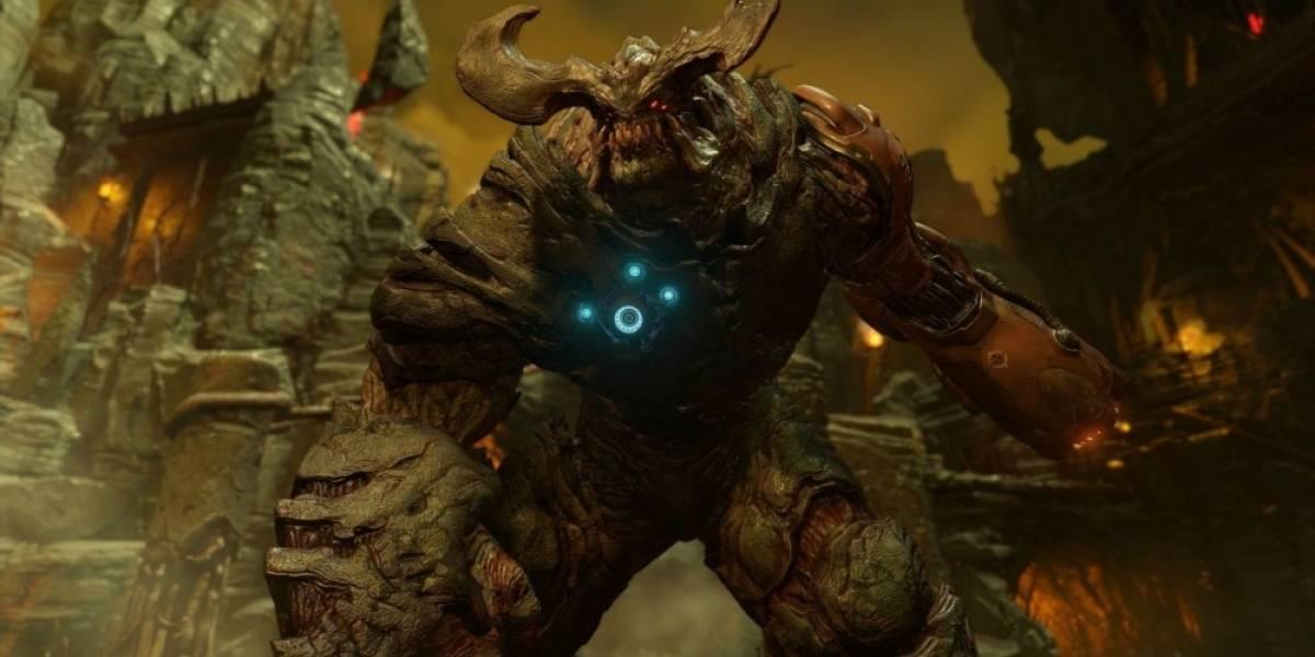 Doom presenta nuevo tráiler en donde nos muestran la fluidez del juego