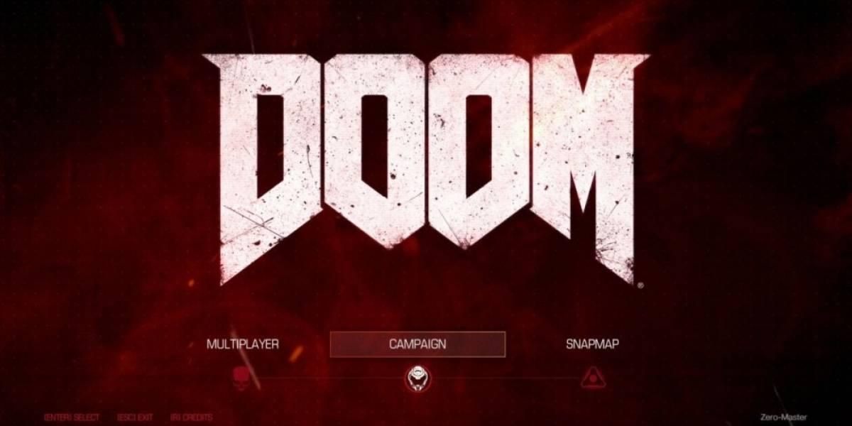 Vean cómo alguien logró terminar el modo más difícil de Doom