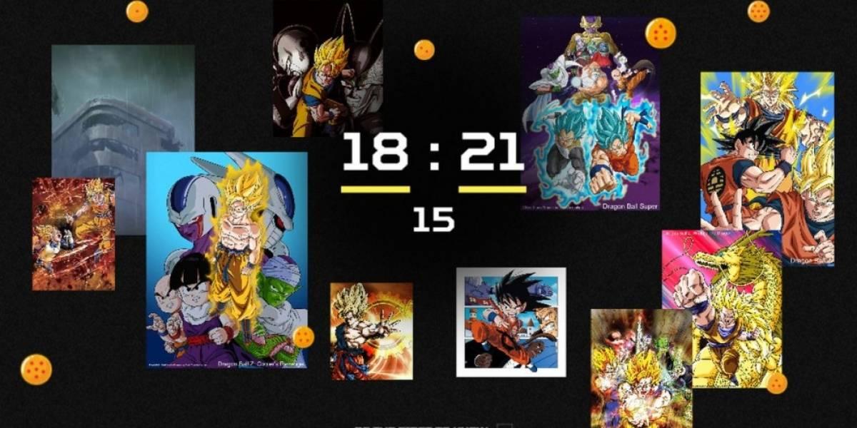 Mañana se anunciará un nuevo juego de Dragon Ball
