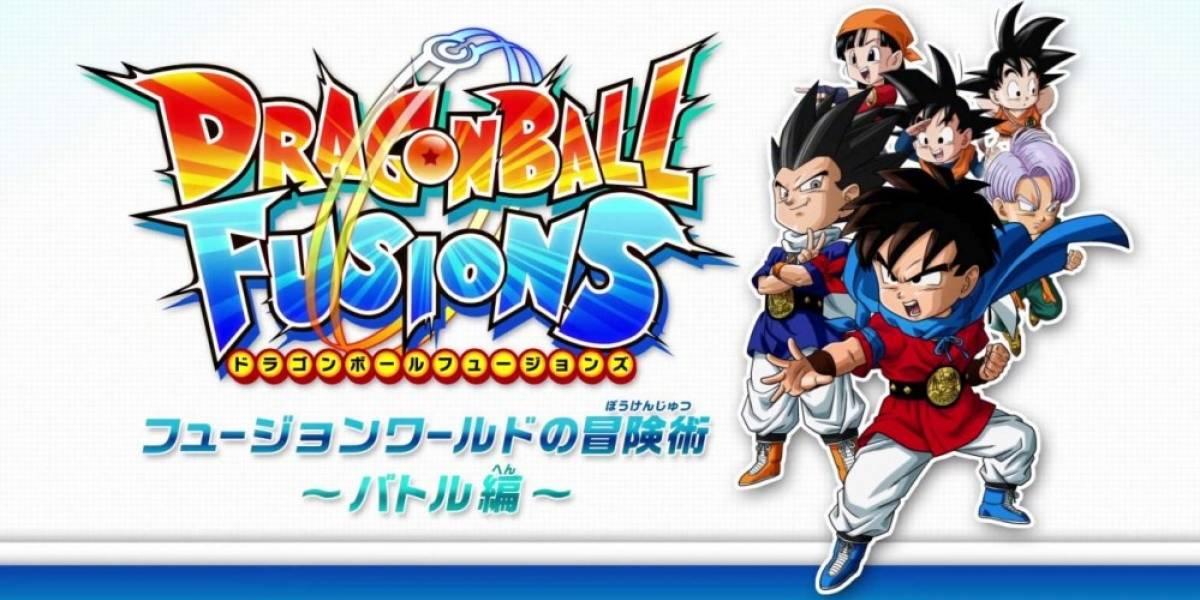 Dragon Ball Fusions recibe nuevo tráiler de jugabilidad