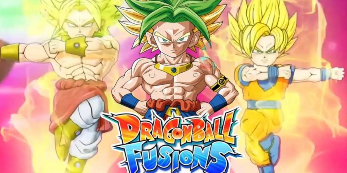Dragon Ball Fusions adelanta su lanzamiento en Norteamérica