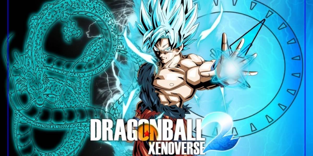 Dragon Ball Xenoverse 2 ya tiene fecha de lanzamiento