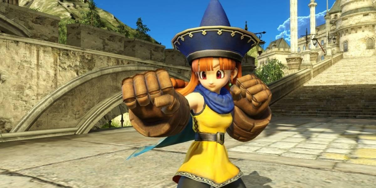 Dragon Quest Heroes 2 también se lanzará en versión para PC