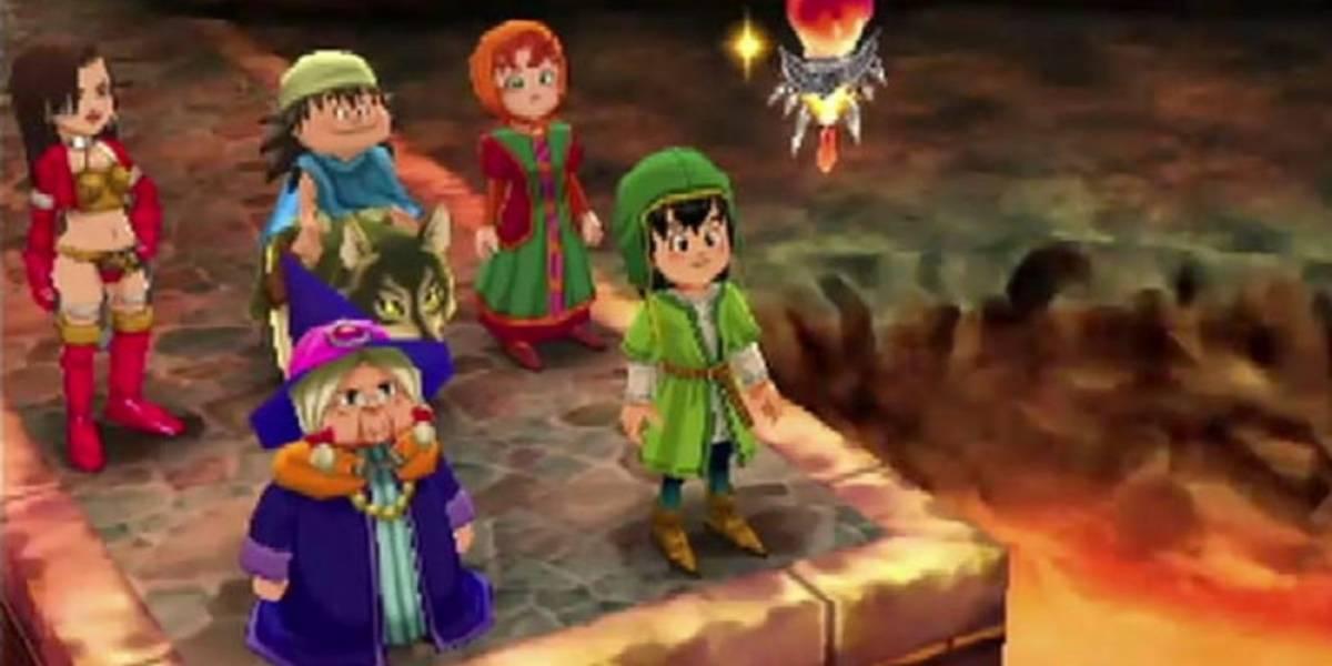 Dragon Quest VII para 3DS recibe nuevo tráiler