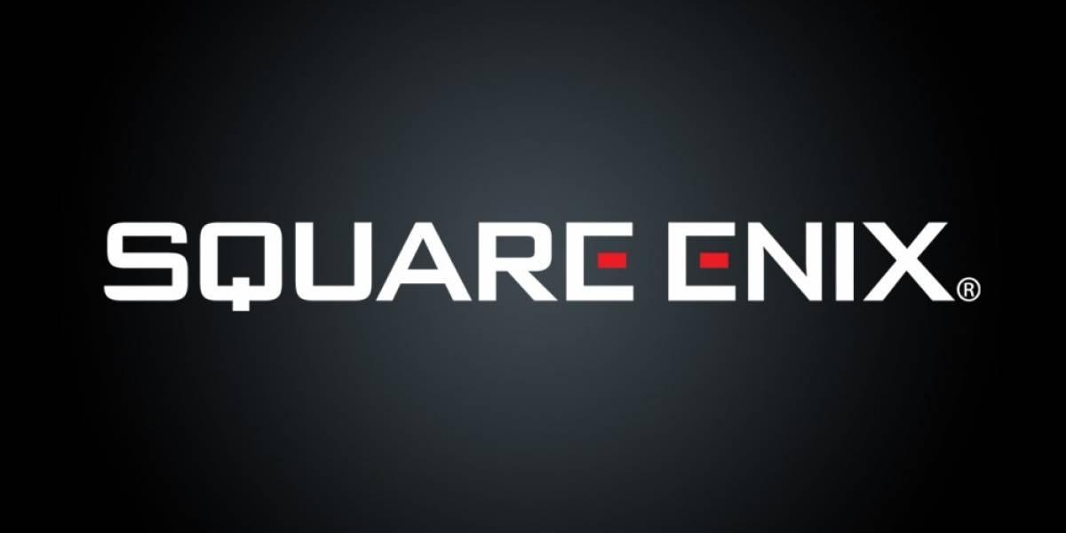 Mira en vivo la conferencia de Square Enix #E32016