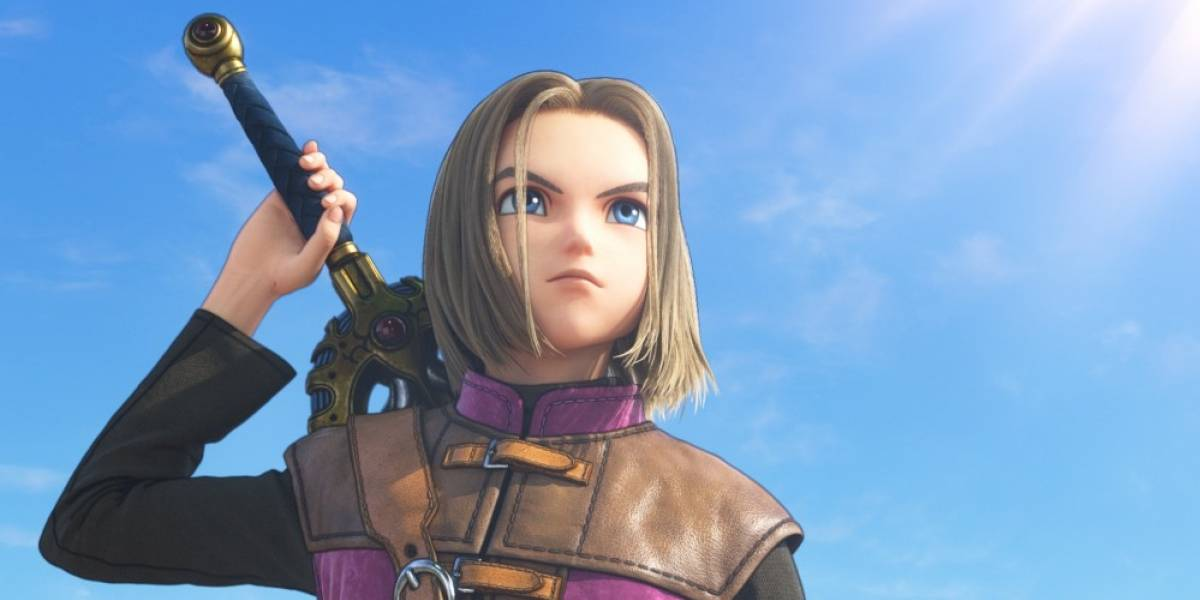 Nintendo confirma que Dragon Quest XI se lanzará en Switch