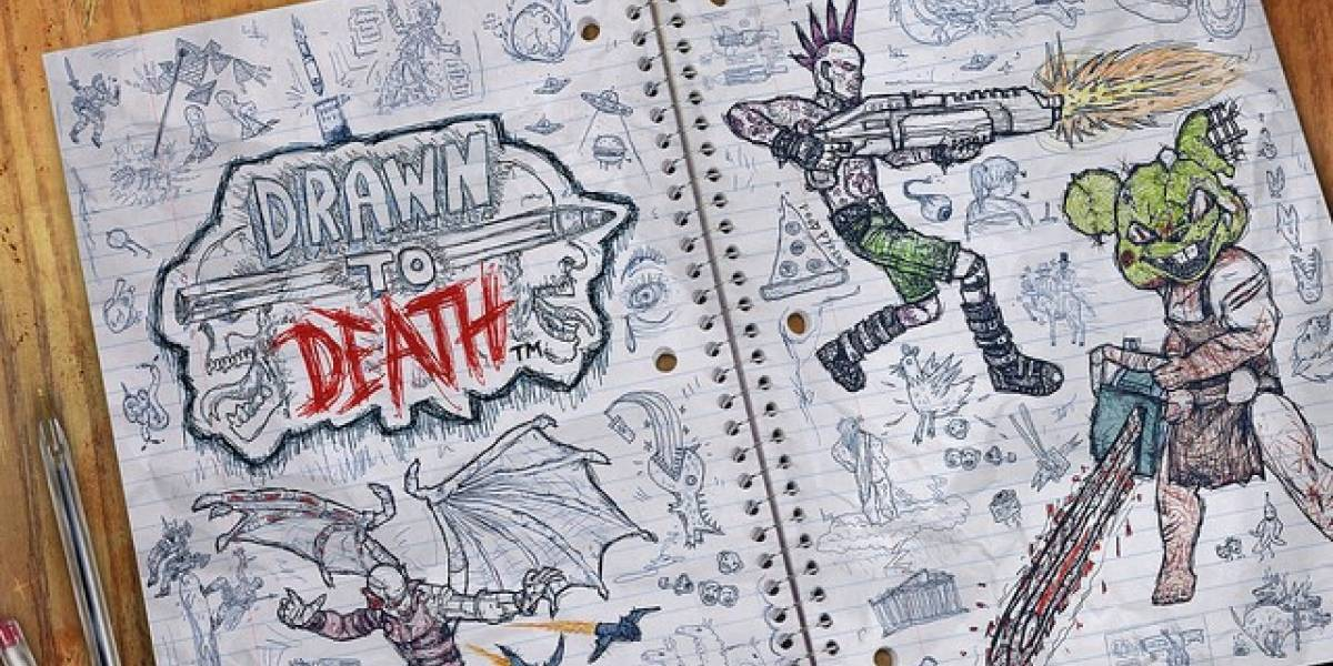Drawn to Death será el primer juego gratis de PS Plus en abril