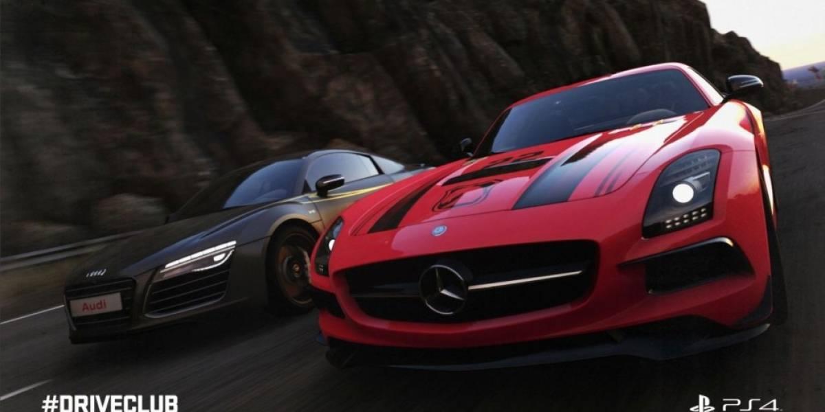 ¿Se viene Driveclub para PlayStation VR?