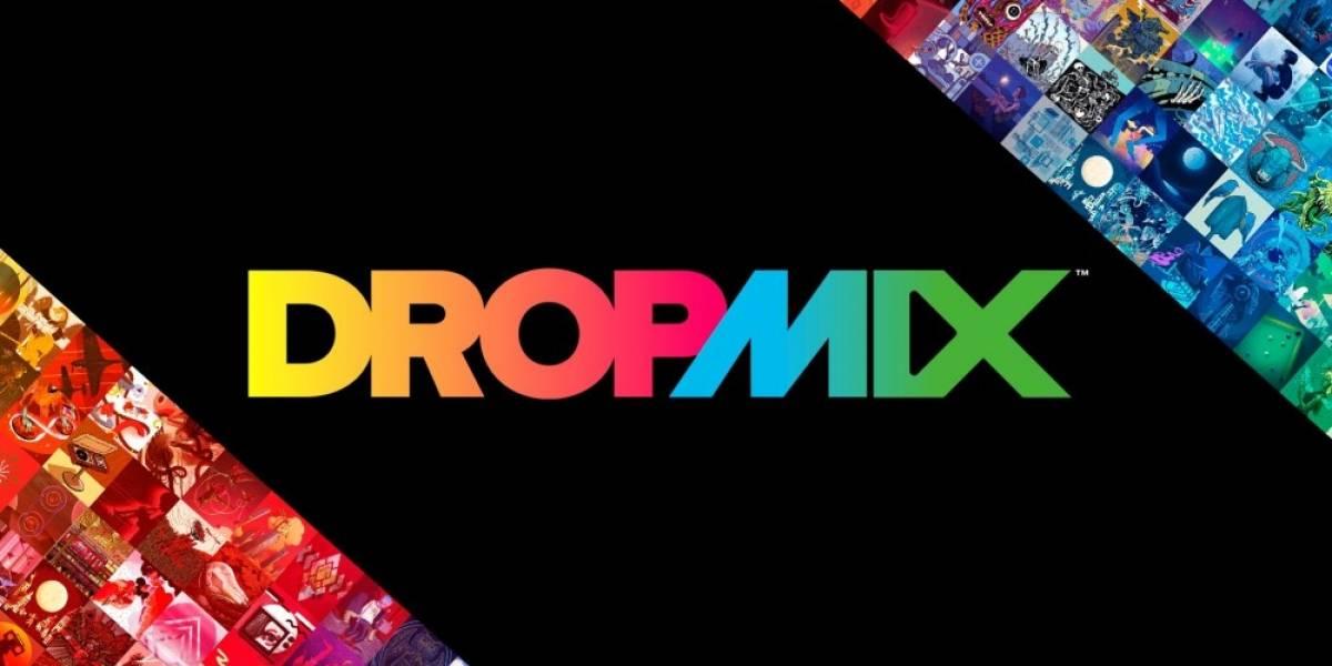 Harmonix presenta DropMix, su nuevo juego musical