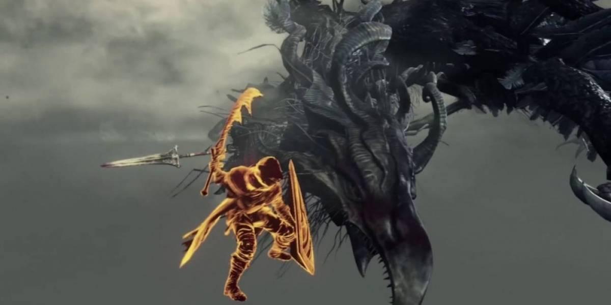 Nuevo tráiler de Dark Souls III nos muestra el combate PvP