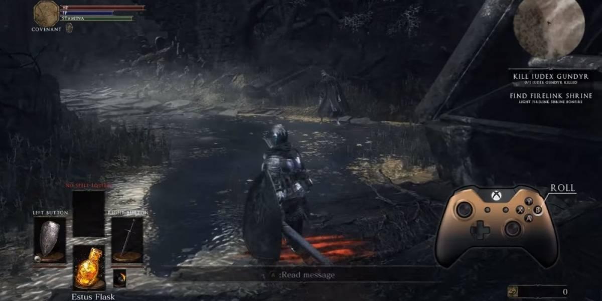¿Qué pasaría si Dark Souls III tuviera un modo fácil?