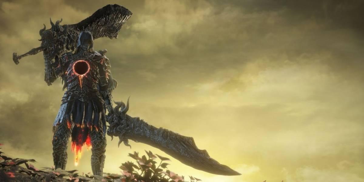 Vean el tráiler de lanzamiento de Dark Souls III: The Ringed City