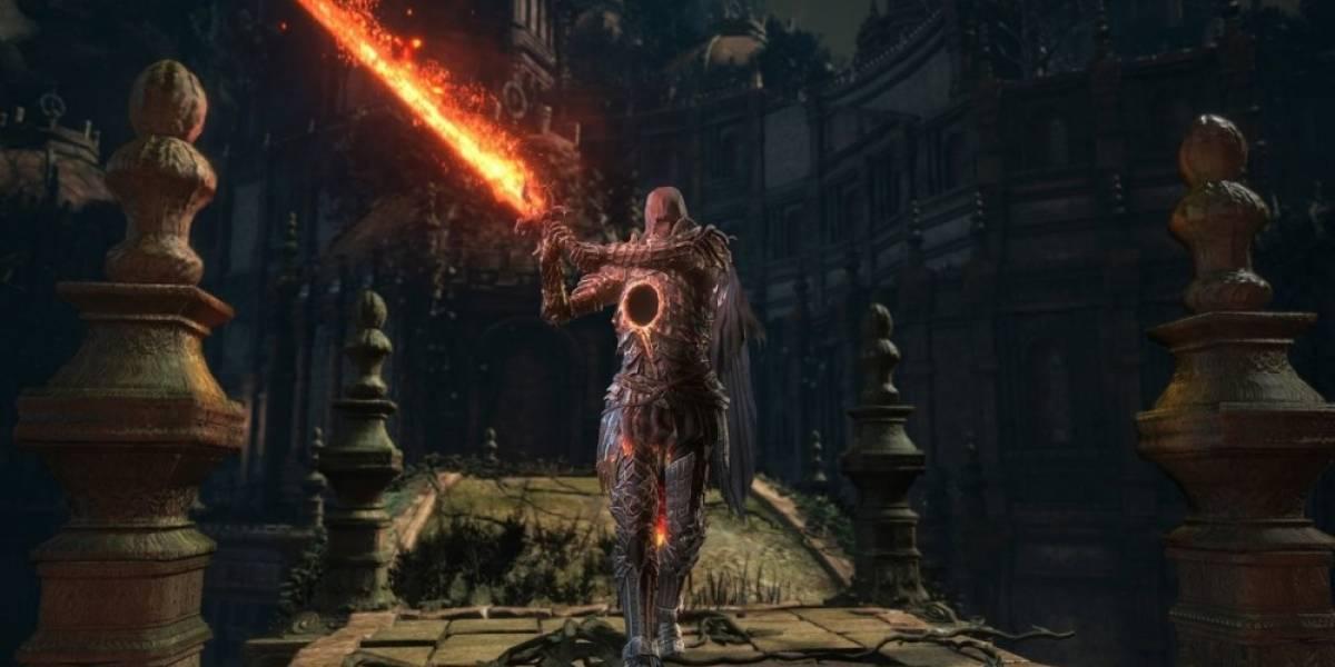 Muestran más jugabilidad de Dark Souls III: The Ringed City