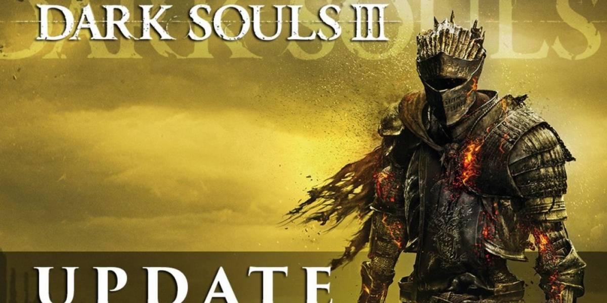 Dark Souls III recibirá parche que mejorará su framerate en PS4 Pro