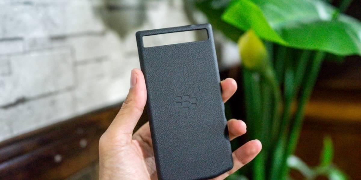 Así luce el BlackBerry Porsche Design P'9982