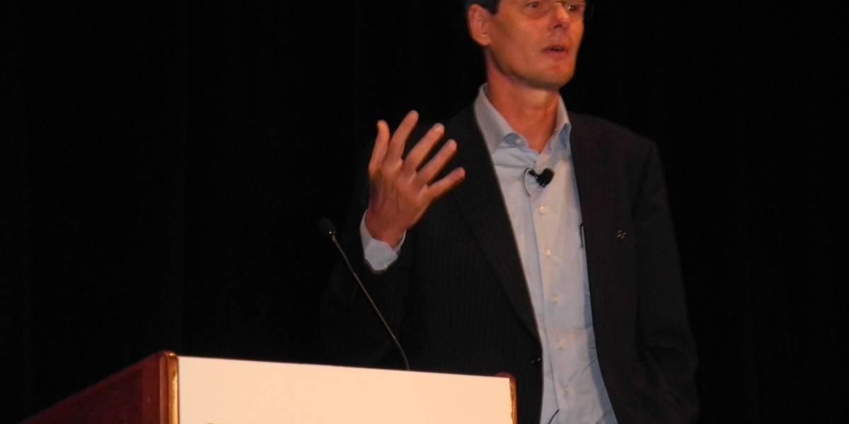 """Thorsten Heins, CEO de Research In Motion: """"No dejaremos de lado los teclados físicos"""""""