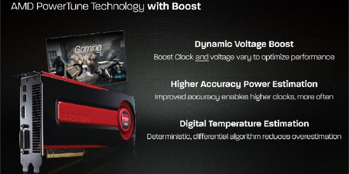 Controladores AMD Catalyst 12.7 traerán la tecnología DTE a las Radeon HD 7000 Series