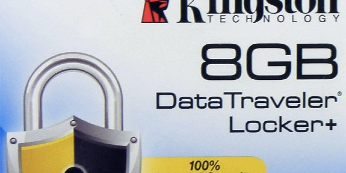 Kingston DataTraveler Locker+ 8GB