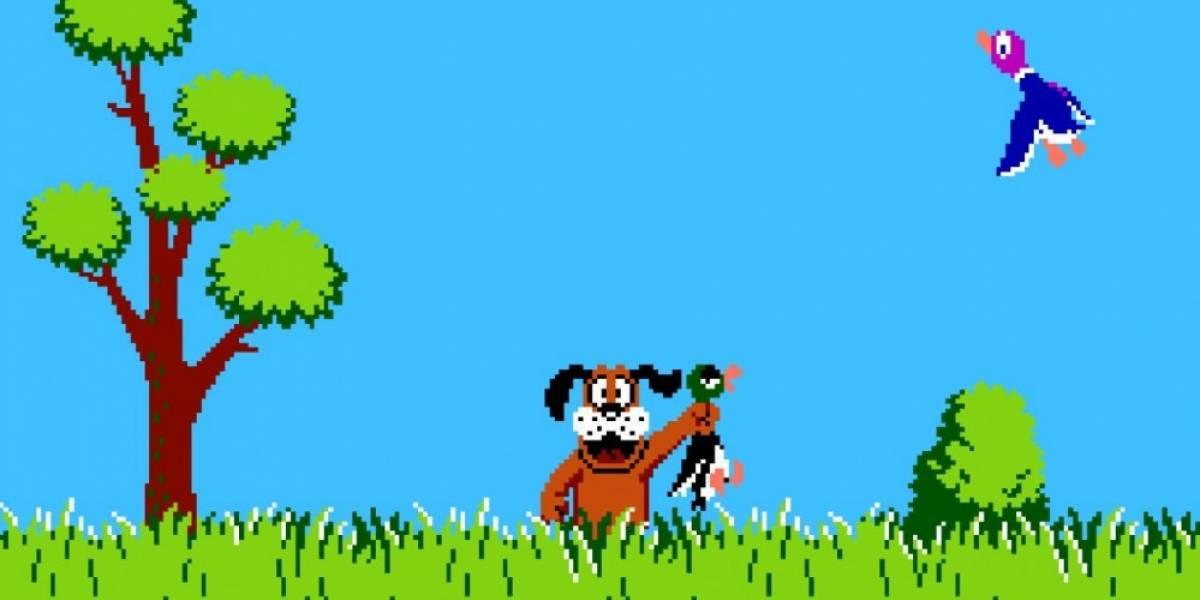 Así luce Duck Hunt en Realidad Virtual