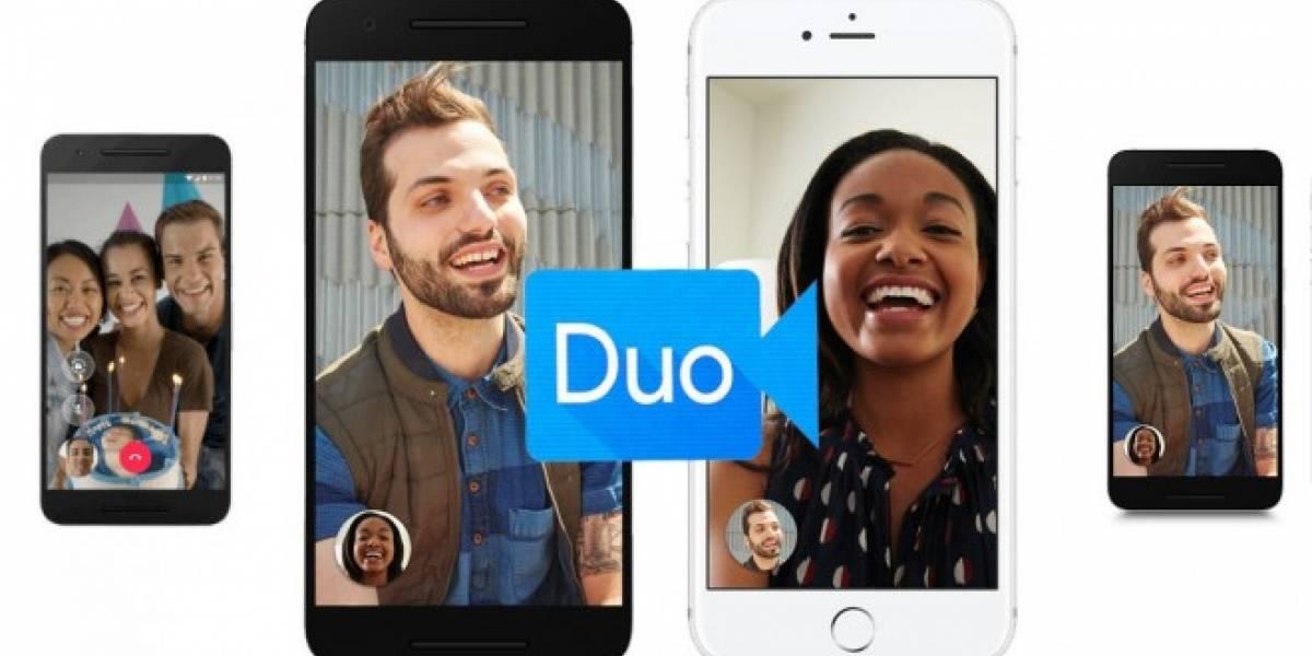 Google lanza su nueva app de videollamadas Duo para iOS y Android