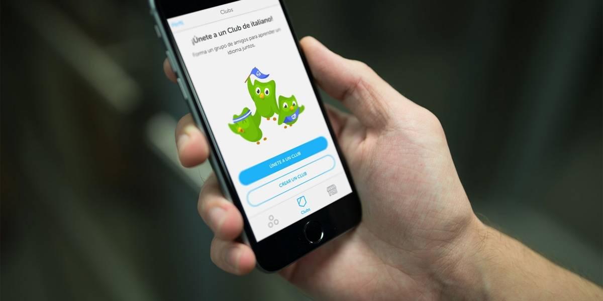 Duolingo Clubs te permite aprender idiomas en grupo