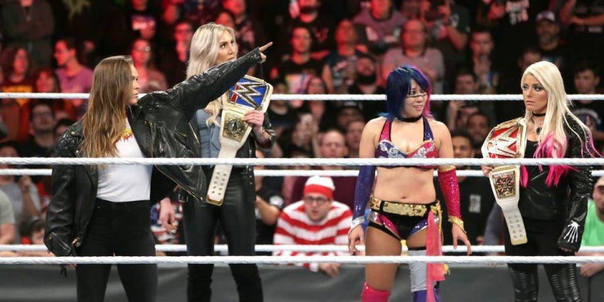 Ronda Rousey da un nuevo paso en su carrera y dejó la UFC para competir en la WWE