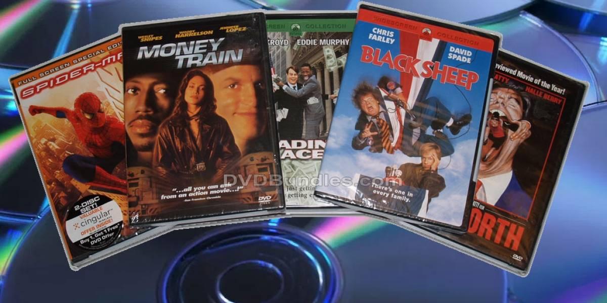 La app de Vudu digitaliza tus viejos DVD desde el smarthpone, más o menos