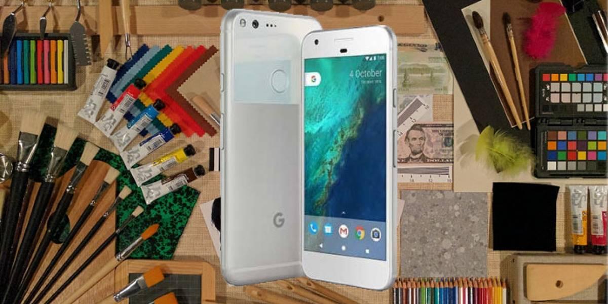 Google quiere que le digas qué poner en el Pixel 2