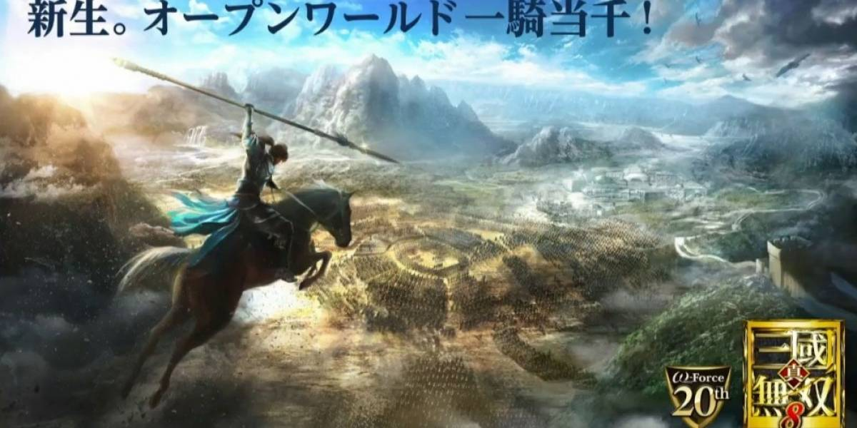Koei Tecmo anuncia Dynasty Warriors 9