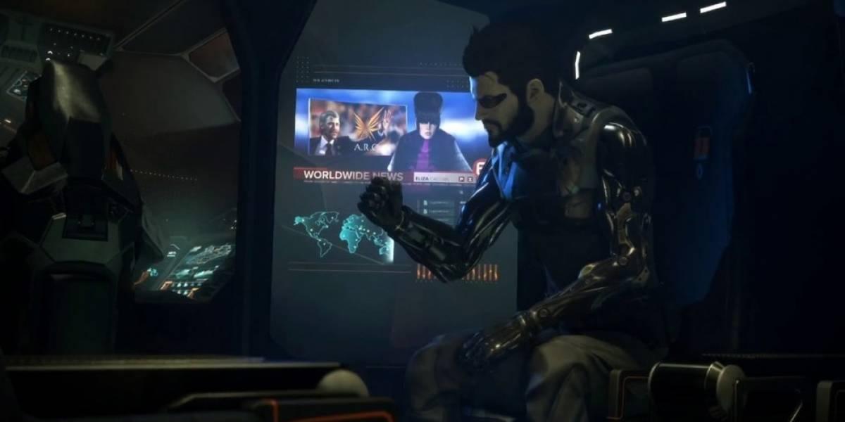 Deus Ex: Mankind Divided recibe tráiler de lanzamiento