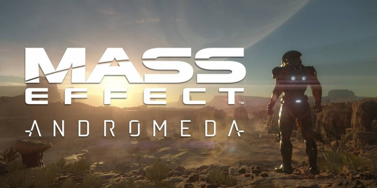 Mass Effect: Andromeda se retrasa al 2017