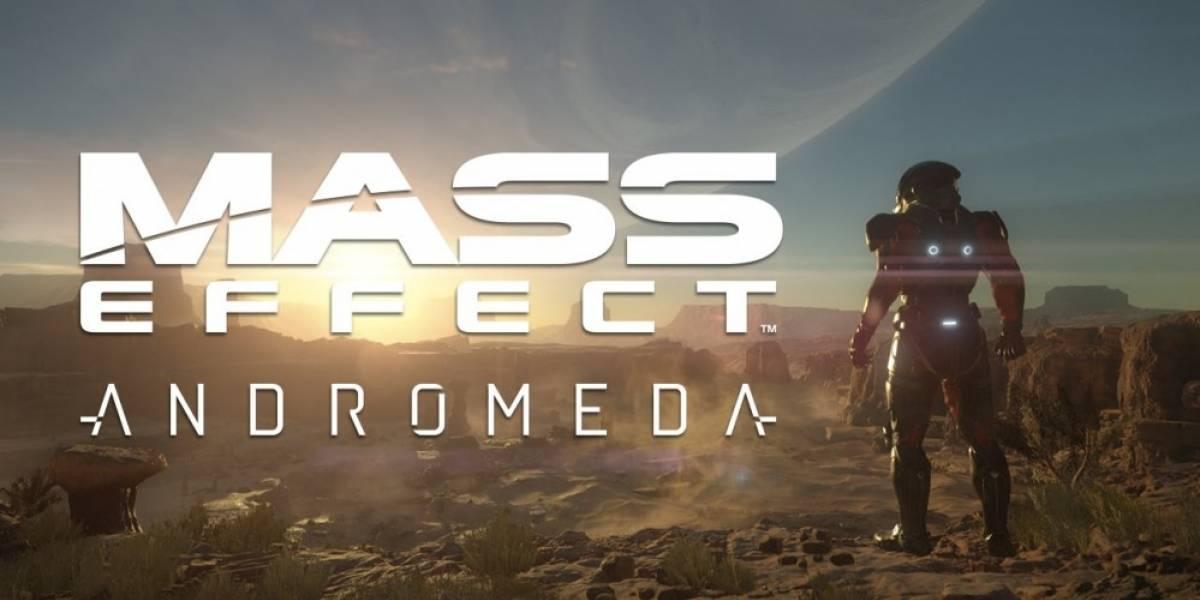 EA confirma que Mass Effect: Andromeda se lanzará a inicios de 2017