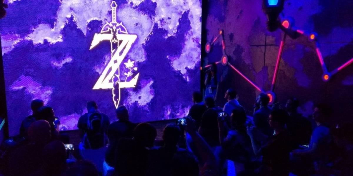 Un recorrido por el piso de exhibición de E3 en video #E32016
