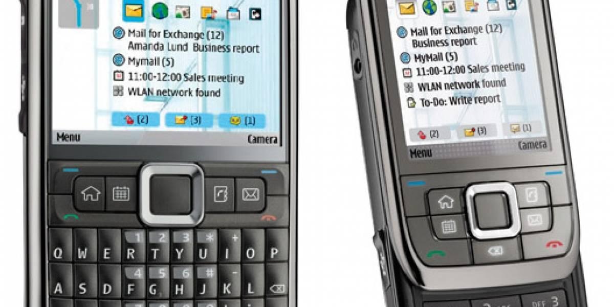 Nokia E71 y E66 lanzados oficialmente