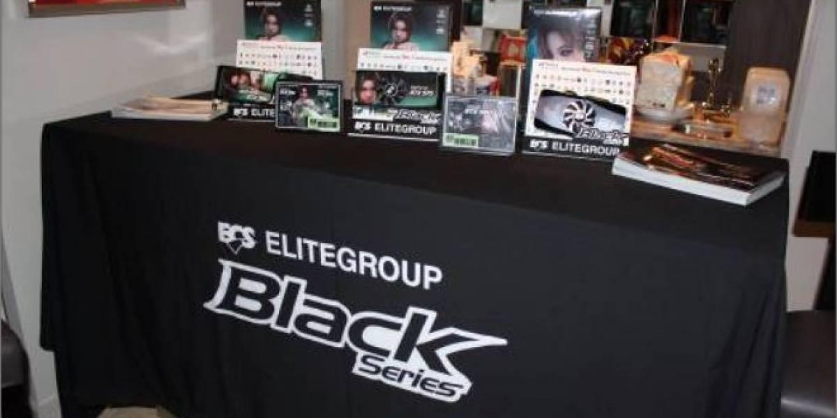 CES 2012: ECS muestra sus nuevos productos