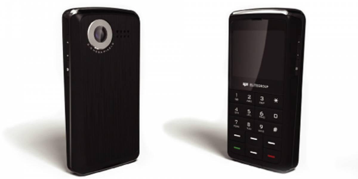 MWC09: ECS presenta un módem WiMAX y celular todo en uno