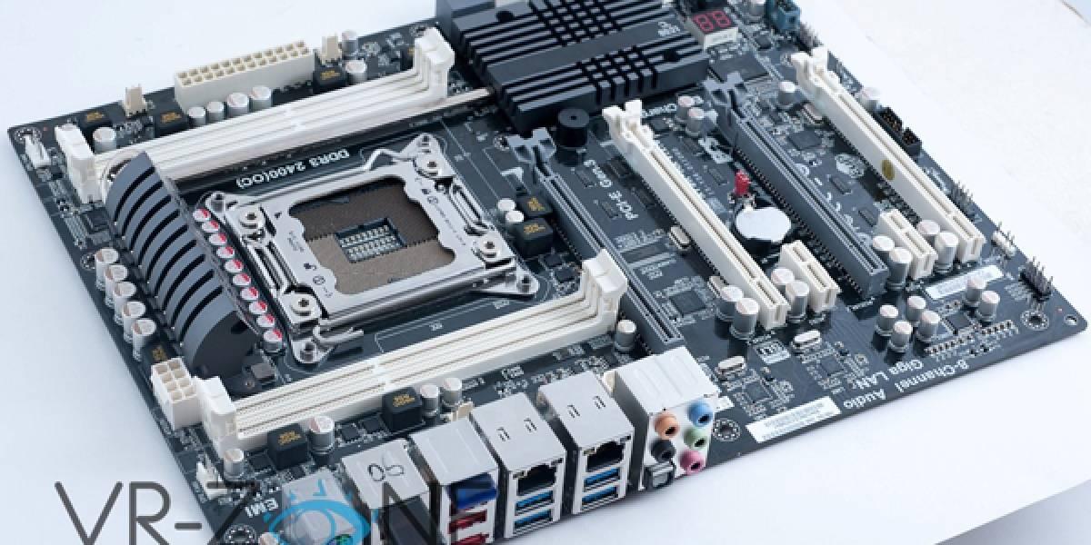 ECS lanza nueva placa X79 con puerto PCI express 3.0