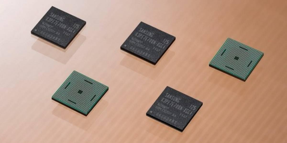 Samsung estrena su más veloz chip Exynos para móviles