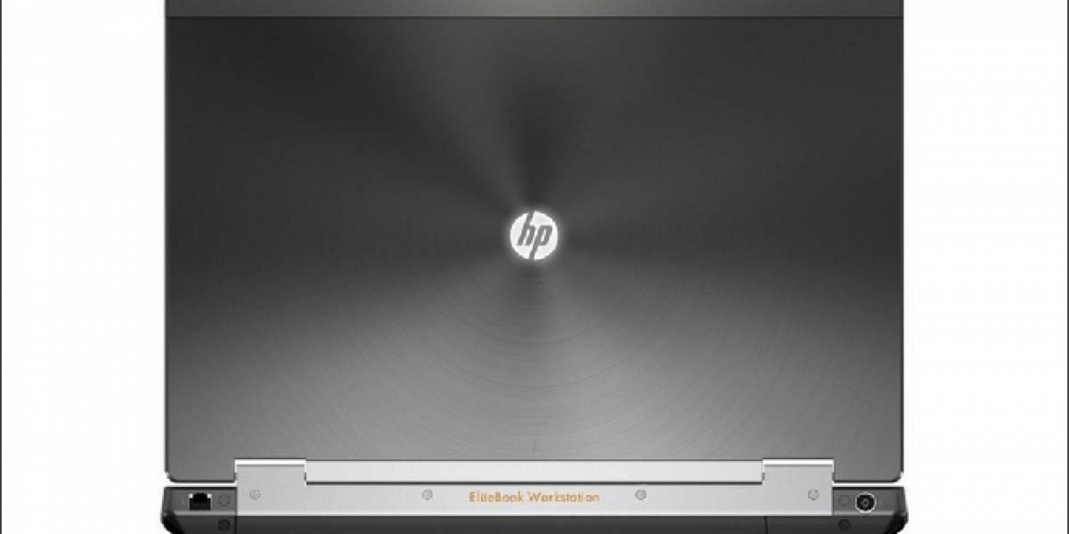 HP lanza nuevas EliteBook W-Series con CPUs Ivy Bridge-MB y gráficos AMD FirePro