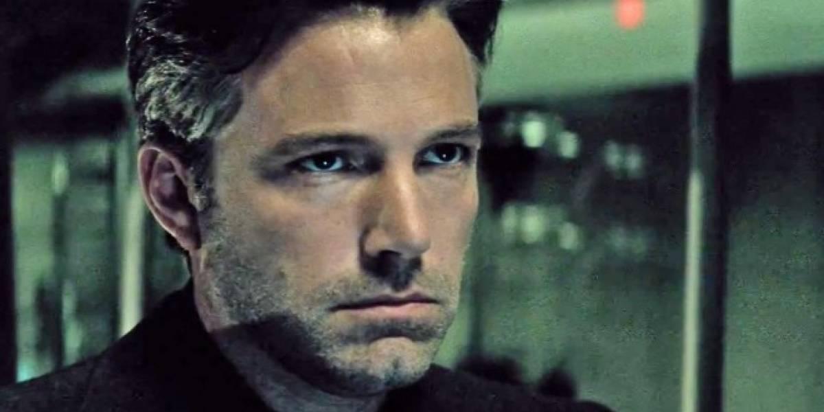 Ben Affleck revela qué le sucedió a Robin en Batman v Superman: DoJ