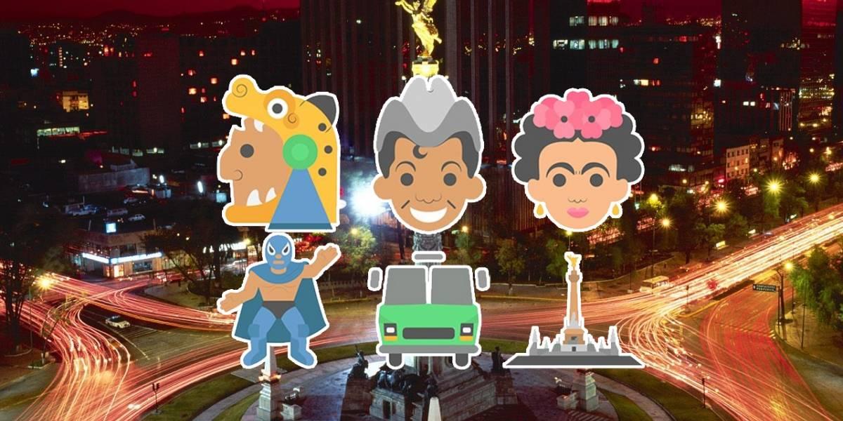 La Ciudad de México crea 240 emojis para tu smartphone