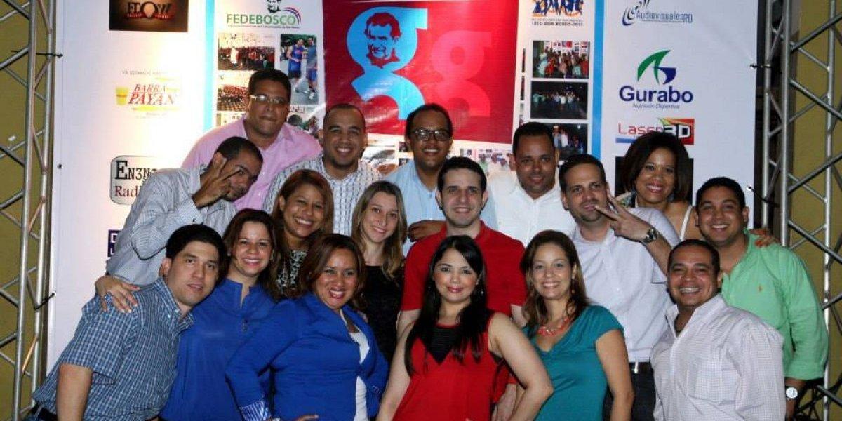"""Exalumnos Colegio Don Bosco celebran tradicional """"Encuentro de Generaciones"""""""